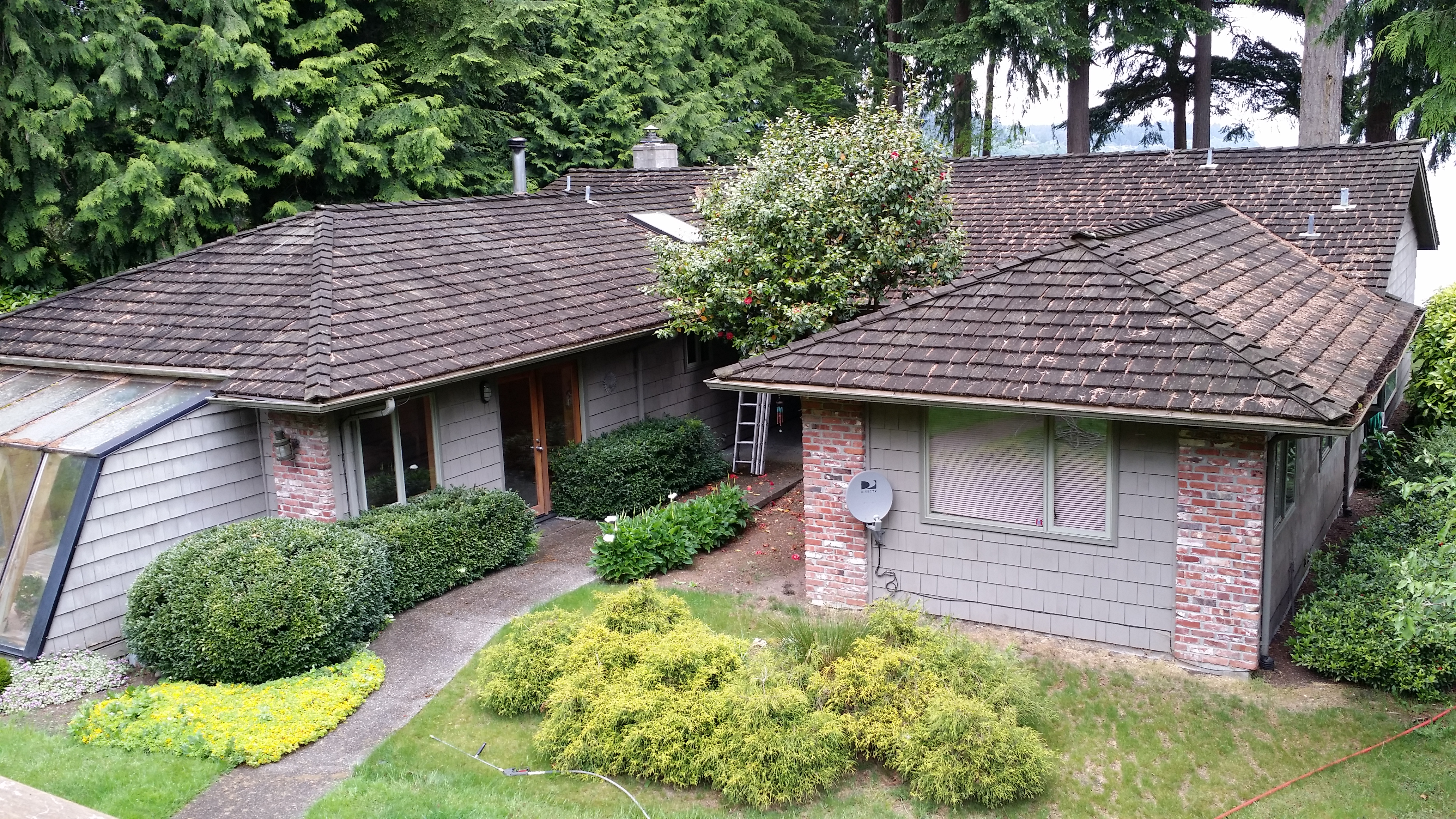 House improvement, roof cleaning service providers in Bellevue, Bainbridge and Seattle. Talk to us now