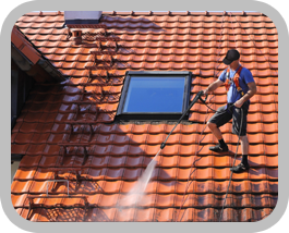 Roof cleaning Bellevue, We also offer roof cleaning Bainbridge services. Call us now